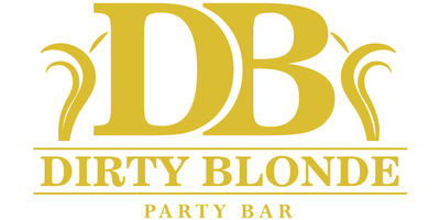 Dirty Blonde Bar Logo