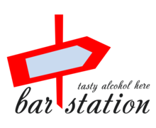Bar Station Logaster Logo