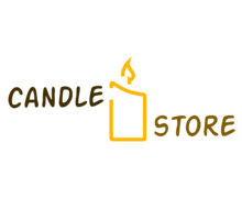 Candle Store Logaster Logo