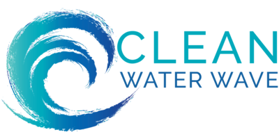 Clean Water Wave Logo