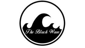 The Black Wave Logo