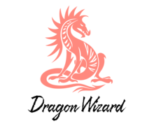 Dragon Wizard Logaster logo