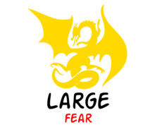 Large Fear Logaster logo