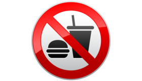 No Food Logo