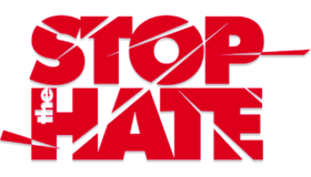 Stop The Hate Logo