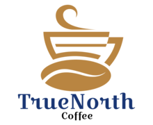 True North Coffee Logaster logo