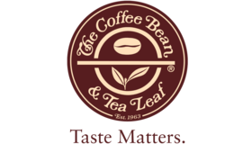 Coffee Bean Tea Leaf Logo