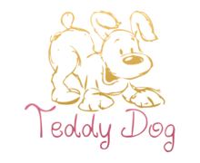 Teddy Dog Logaster Logo