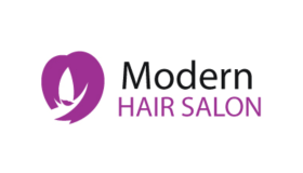 Modern Salon Logo