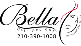 Bella Hair Designs Logo