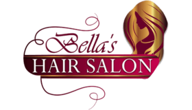 Bella's Hair Salon Logo