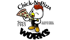 Chick N Pizza Logo