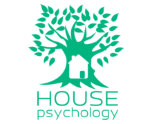 Psychology House Logaster Logo