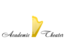 Academic Theater Logaster Logo