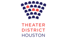 Theater District Houston Logo