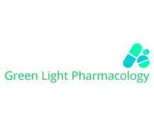 Green Light Pharmacology Logaster Logo