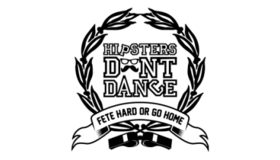 Hipsters Dont Dance Logo
