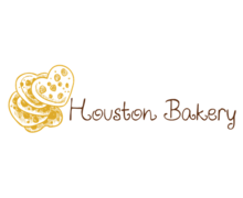 Houston Bakery Logaster Logo