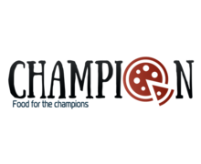 Champion Food Logaster logo