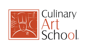 Culinary Art School Logo