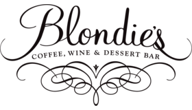 Blondies Dessert Logo
