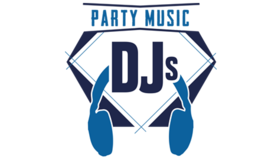 Party Music Djs Logo