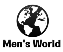 Men's World Logaster Logo