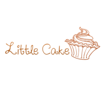 Little Cake Logaster Logo