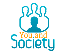 You And Society Logaster Logo