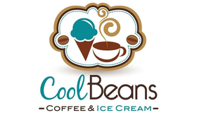 Cool Beans Coffee Ice Logo