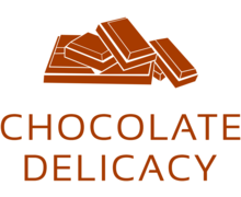 Chocolate Delicacy Logaster Logo