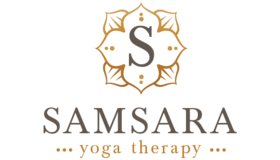 Samsara Yoga Therapy Logo