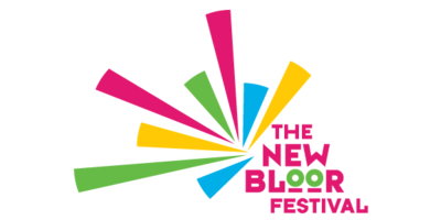 The New Bloor Festival Logo