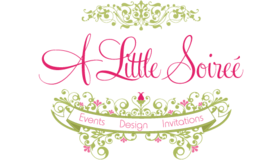 A Little Soiree Logo