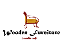 Wooden Furniture Logaster Logo
