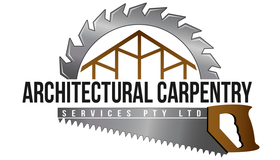 Architectural Carpentry Logo