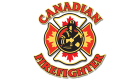 Canadian Firefighter Logo