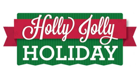 Holly Jolly Logo