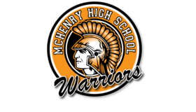 McHenry High School Warriors Logo